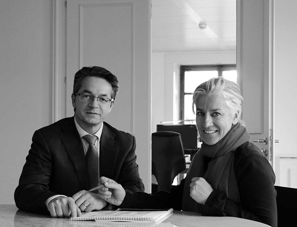Nathalie & Christophe Chemtob Pomery Capital SA